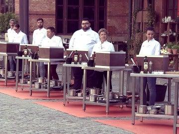 Todo está preparado para la cuarta edición de 'Top Chef'