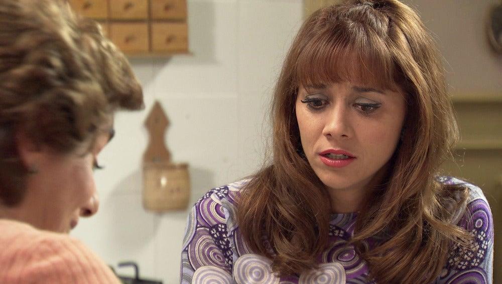 Benigna le contará a Henar, sin querer, el mayor secreto de su tía Fuen