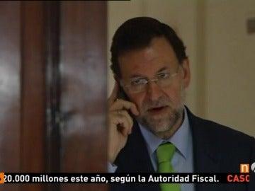 Frame 44.989444 de: Rifirrafe entre la Casa Blanca y Moncloa por los asuntos tratados telefónicamente entre Trump y Rajoy
