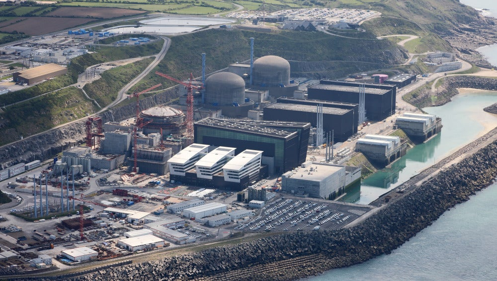 Planta nuclear de Flamanville