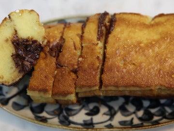 Cake de Nutella