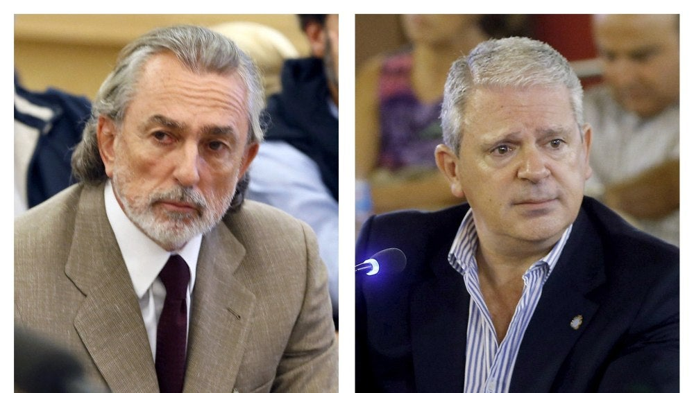 Francisco Correa, Pablo Crespo, El Bigotes y Milagrosa Martínez