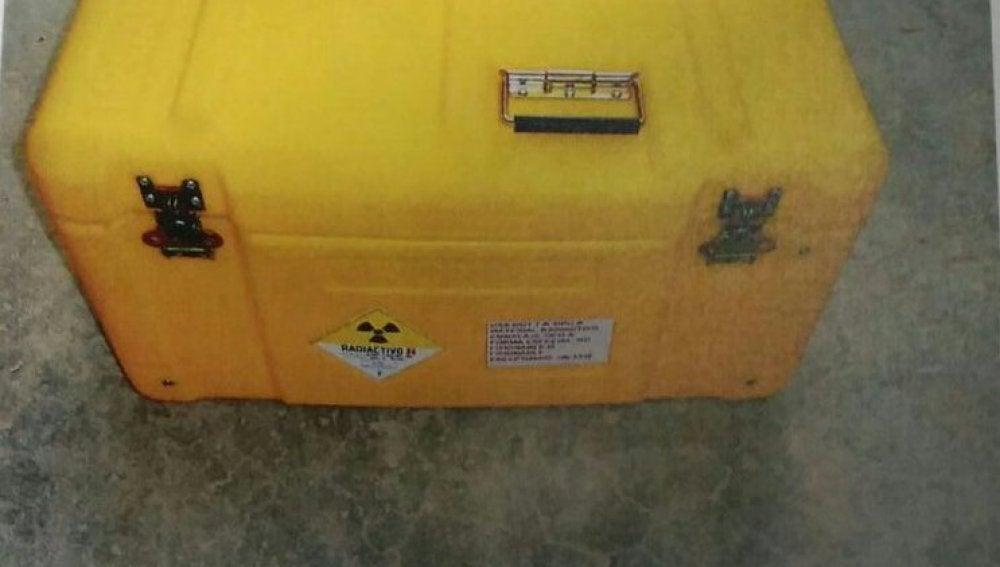El maletín robado en Santa Coloma