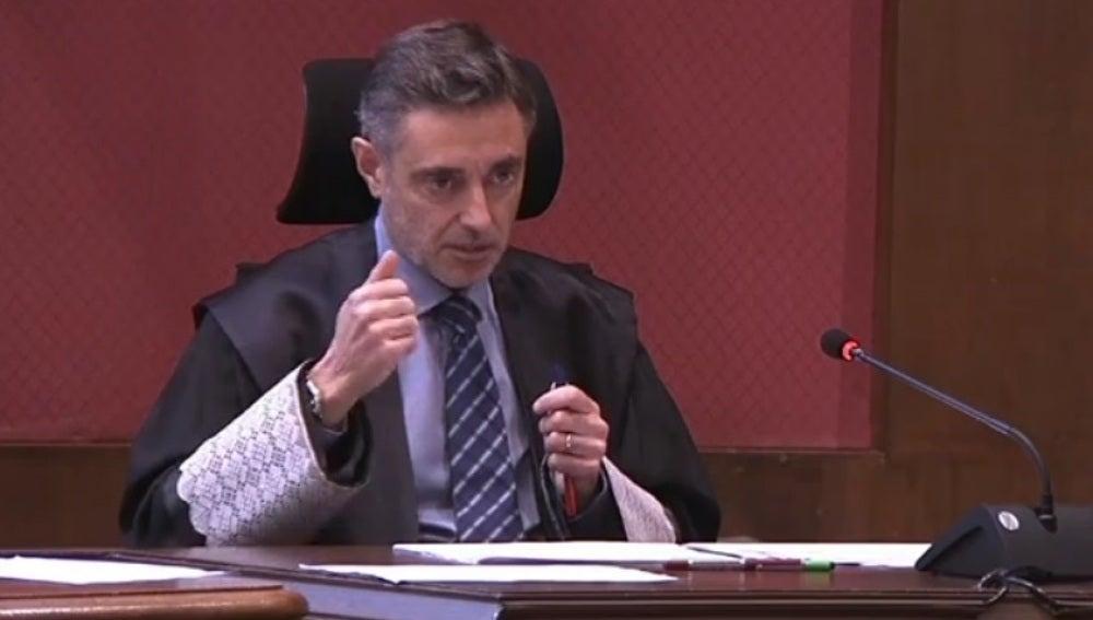 El fiscal del caso del 9N, Emilio Sánchez Ulled