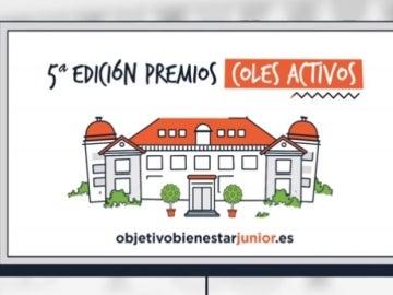 Objetivo Bienestar Junior lanza la 5ª edición de los Premios 'Coles Activos'