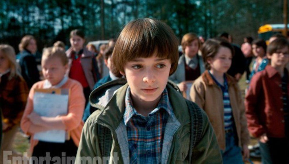 Will en 'Stranger Things'