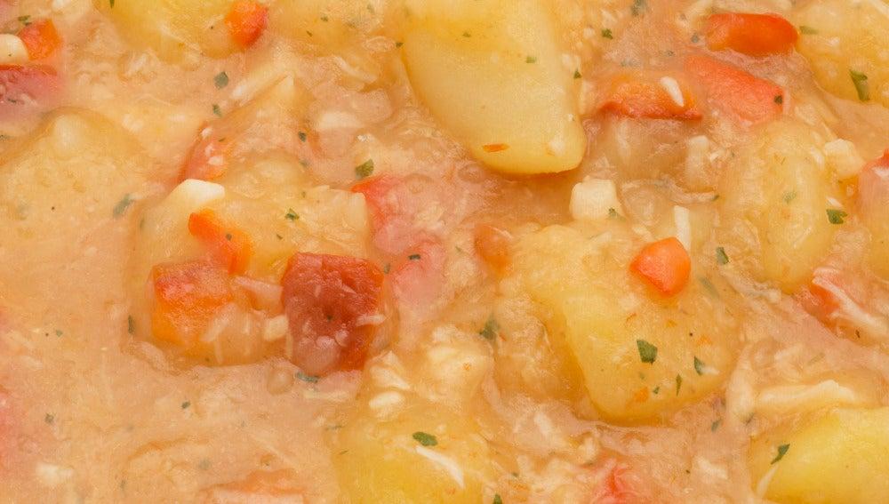 Pote de patatas