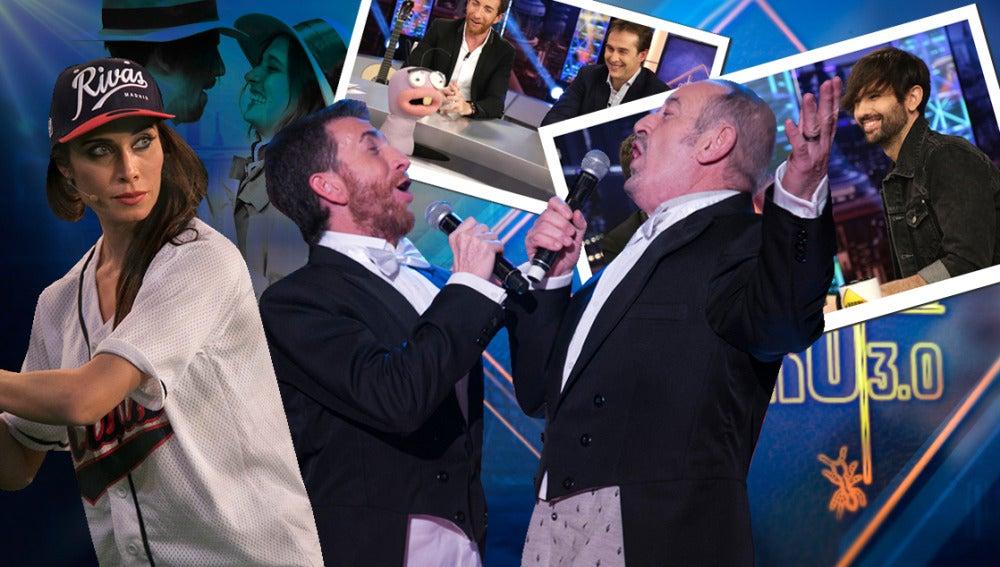 El entierro definitivo del 'Pescao' y el musical de Arguiñano y Motos, entre lo mejor de la semana