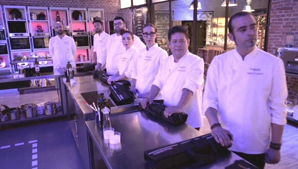 Más estrellas y más cocina en la nueva temporada de 'Top Chef'