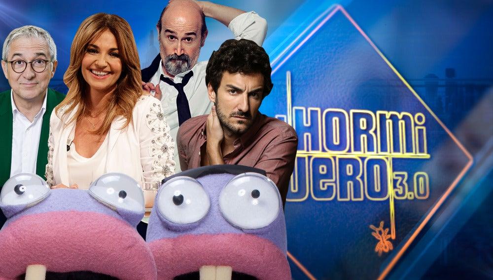 Mariló Montero, entre los invitados de la semana en 'El Hormiguero 3.0'