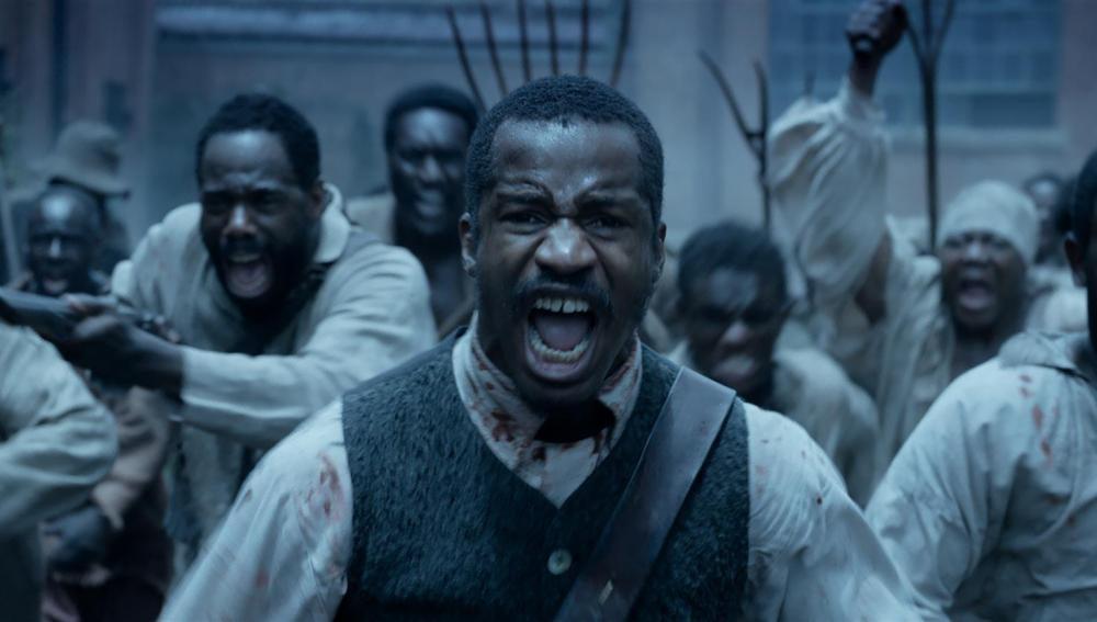 Nate Parker en 'El Nacimiento de una Nación'