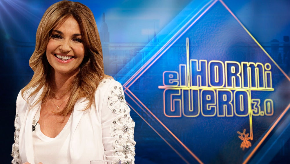 La periodista Mariló Montero visita a Pablo Motos en 'El Hormiguero 3.0'