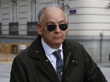 El ex número dos de la Policía Eugenio Pino