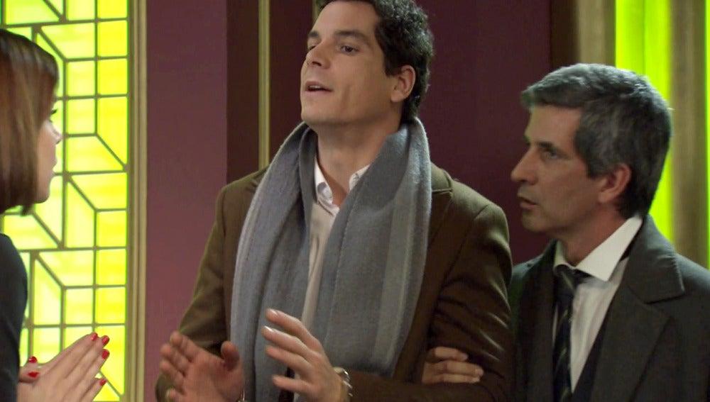 Rafael, detenido en la redada en el 'King's Road Club'