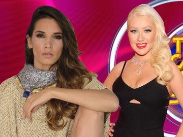 India Martínez vuelve a 'Tu cara me suena' para meterse en la piel de Christina Aguilera