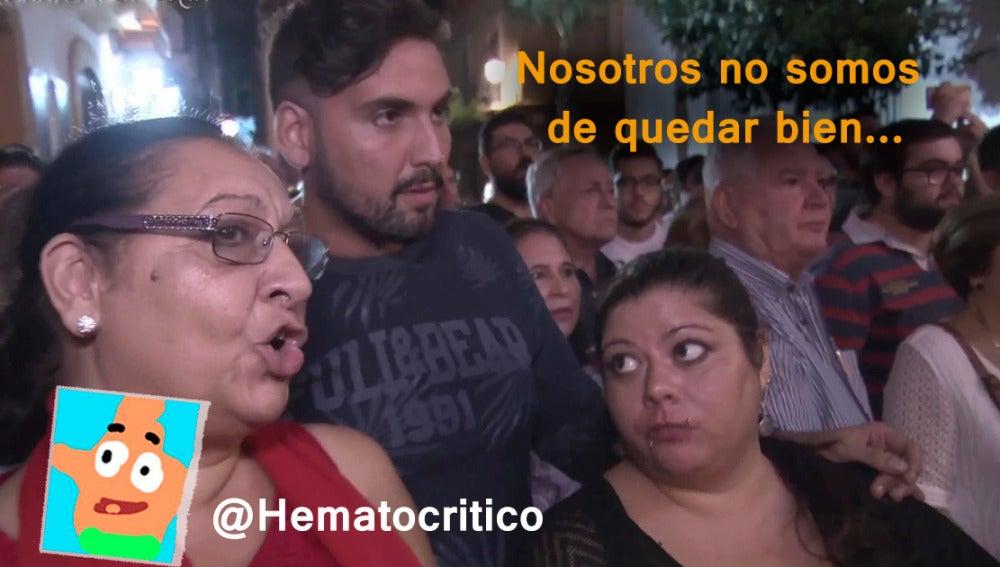 """""""Plantón a las ilusiones de Jesuli"""""""