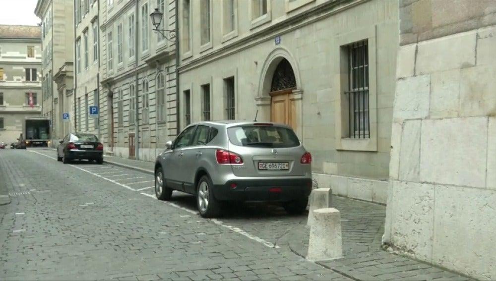 Frame 0.675641 de: La Infanta Cristina e Iñaki Urdangarin esperan la sentencia en Ginebra