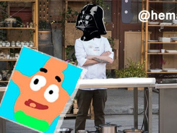 """""""Igual que Darth Vader, Xavier cayó a lo grande"""", por @hematocrítico"""