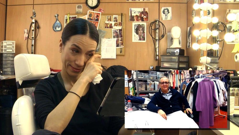 Los emocionantes mensajes de cariño que hacen brotar las lágrimas de Itzíar Miranda