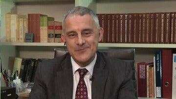 El letrado Jesús María Silva