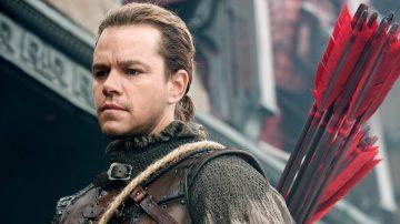 Twitter trollea a Matt Damon por protagonizar 'La Gran Muralla'