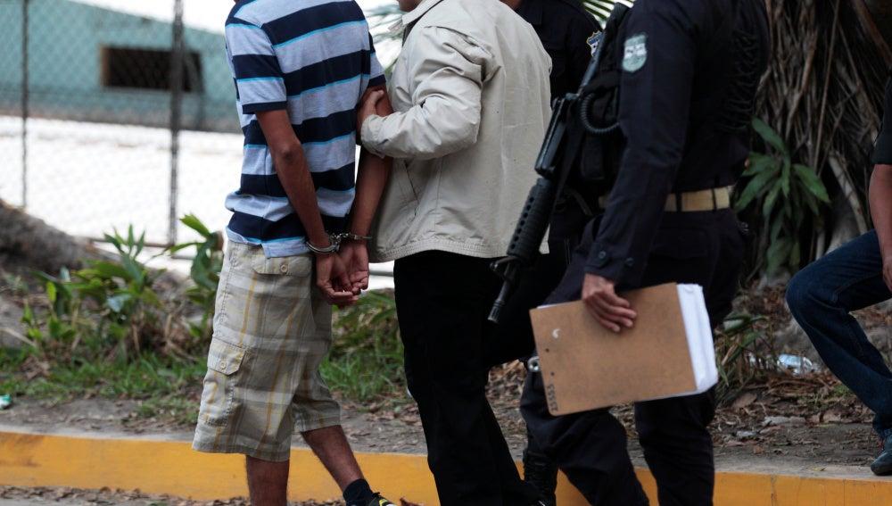 Detenciones en EEUU