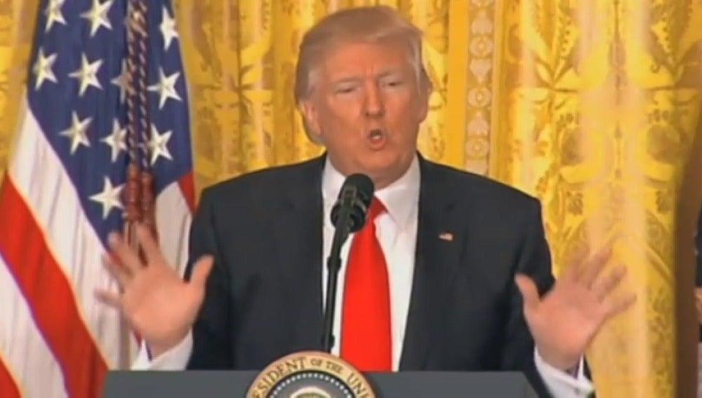 Frame 18.51415 de: El elegido de Donald Trump para sustituir a Flynn rechaza el trabajo