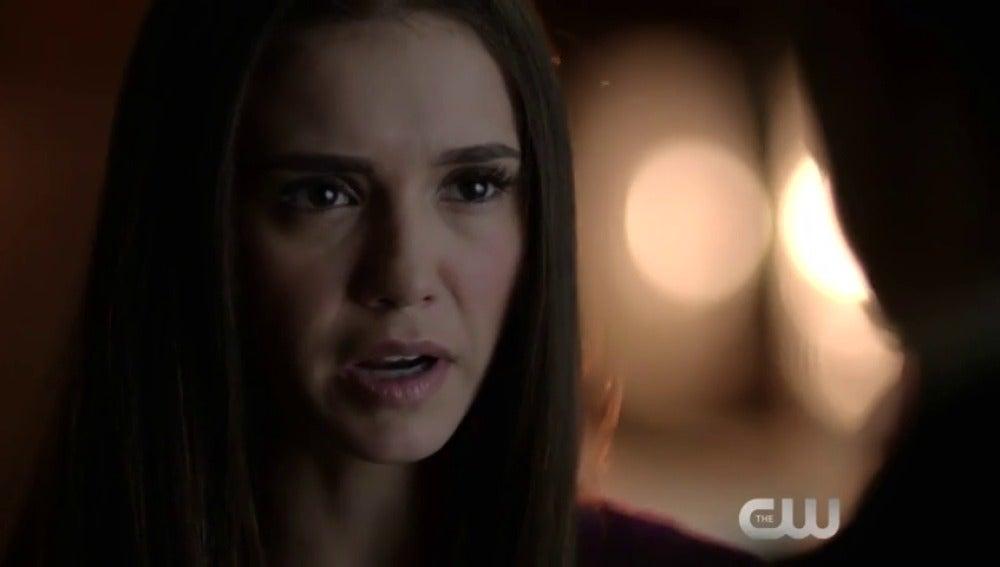Frame 4.765052 de: Elena y Stefan se reencuentran en el nuevo teaser del final de 'Crónicas Vampíricas'