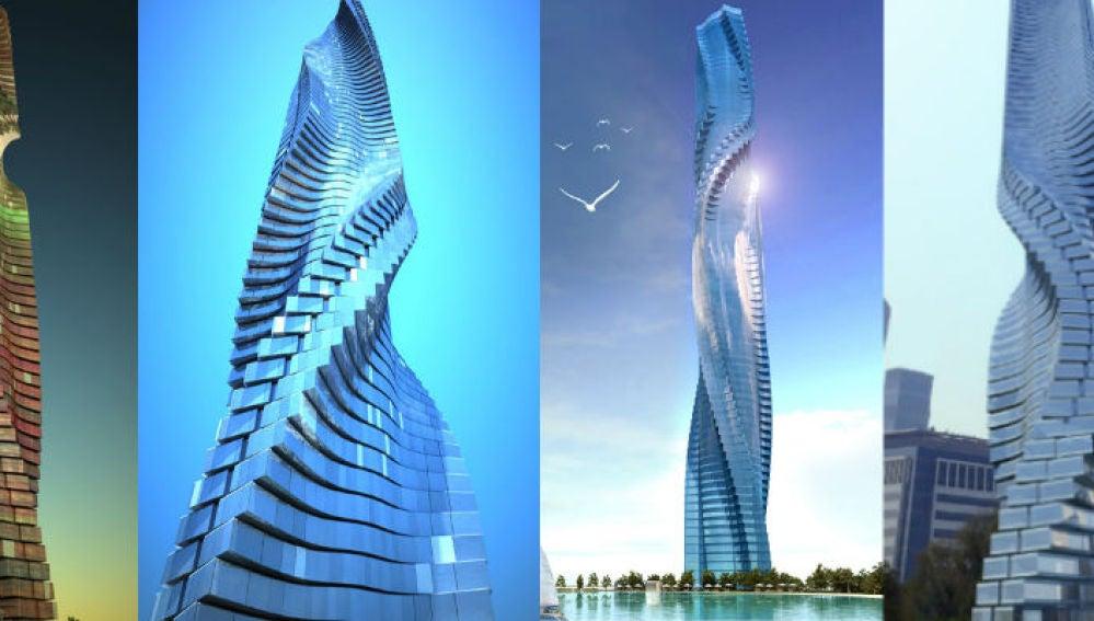 Torre dinámica de Dubai