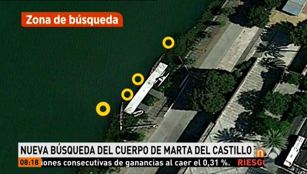 Frame 48.926666 de: Este viernes comienza una nueva búsqueda del cuerpo de Marta del Castillo
