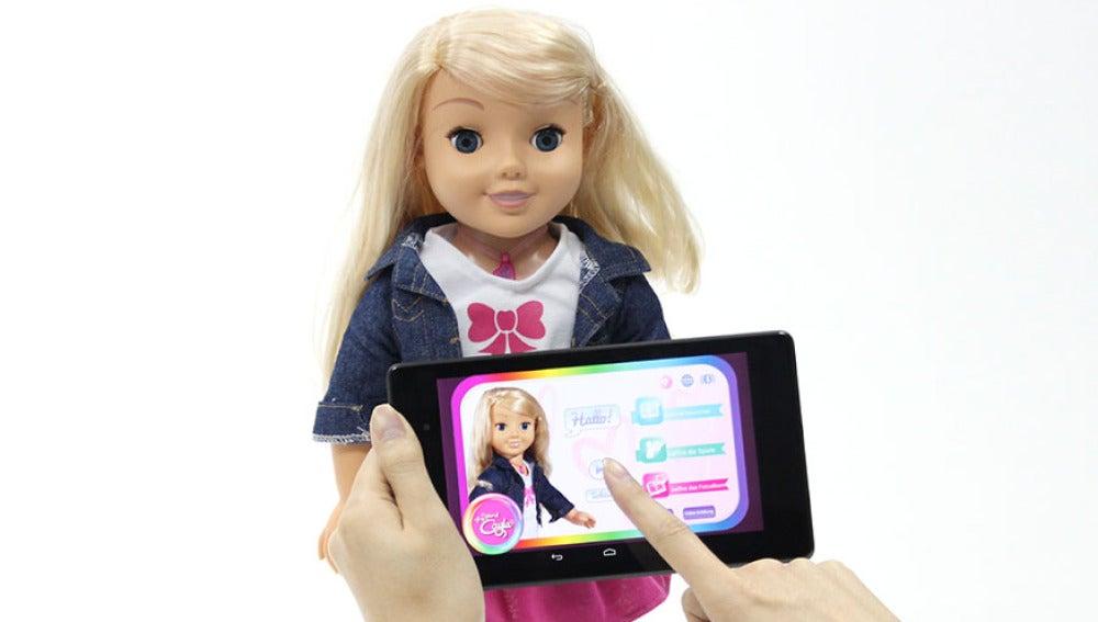Cayla, la muñeca prohibida porque 'espía' conversaciones
