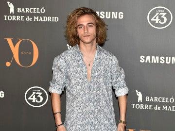 El representante de Eurovisión, Manel Navarro