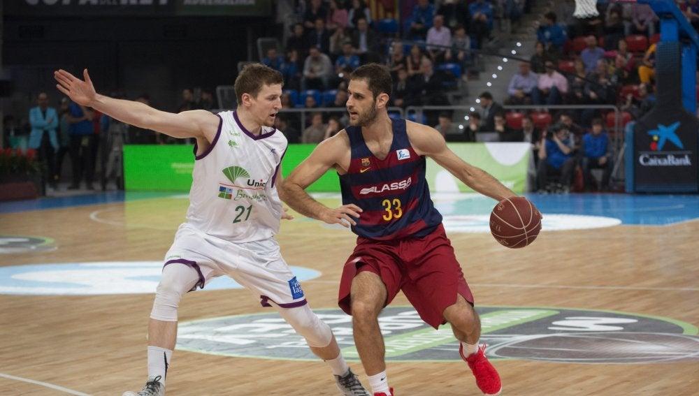 d0eacd794 El Barcelona puede con el Unicaja y se cita con el Valencia Basket ...