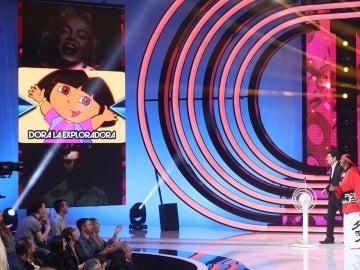 Yolanda Ramos nos divertirá como Dora la Exploradora en riguroso directo