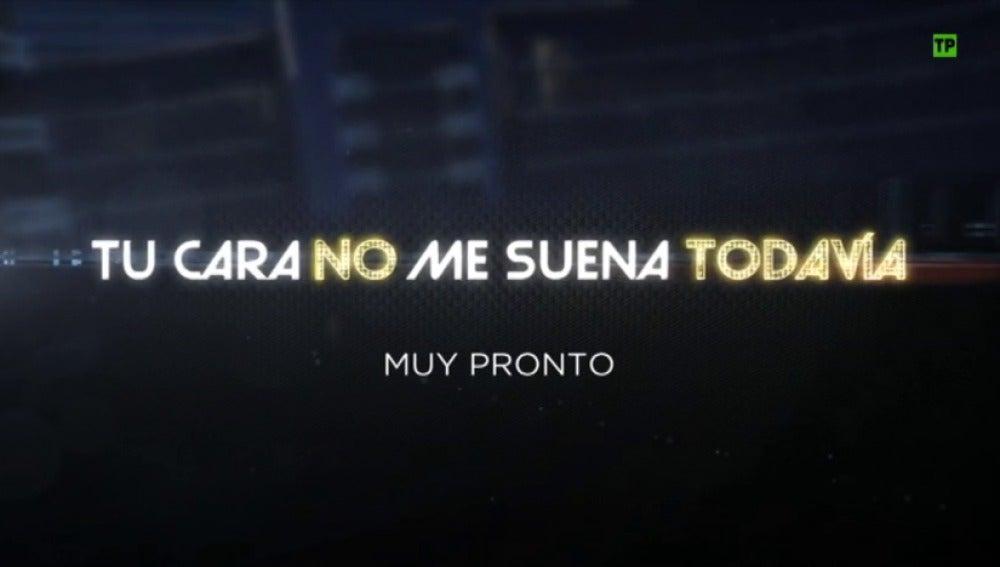 Frame 8.861559 de: Muy pronto, estreno de 'Tu cara no me suena todavía' en Antena 3