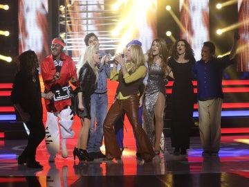 Blas Cantó se convierte en el primer finalista de 'Tu cara me suena'