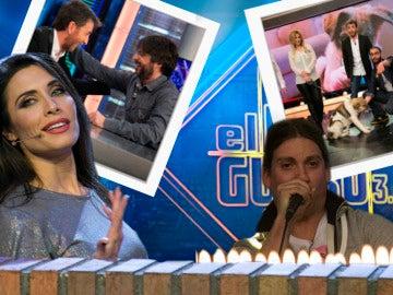 El nuevo reto de Pilar Rubio y el interrogatorio de Jordi Évole a Motos sobre Isabel Pantoja, entre lo mejor de la semana