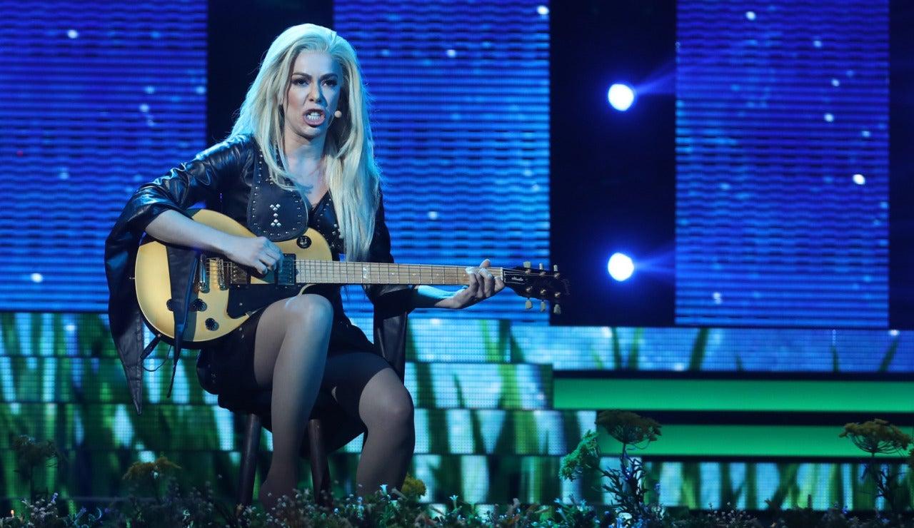 Beatriz Luengo es Lady Gaga