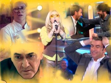 Blas Cantó, protagonista de lo mejor de la semana en Antena 3