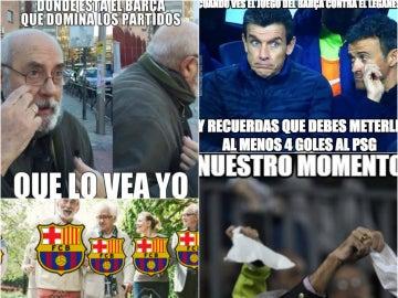 Los memes de la victoria del Barcelona sobre el Leganés