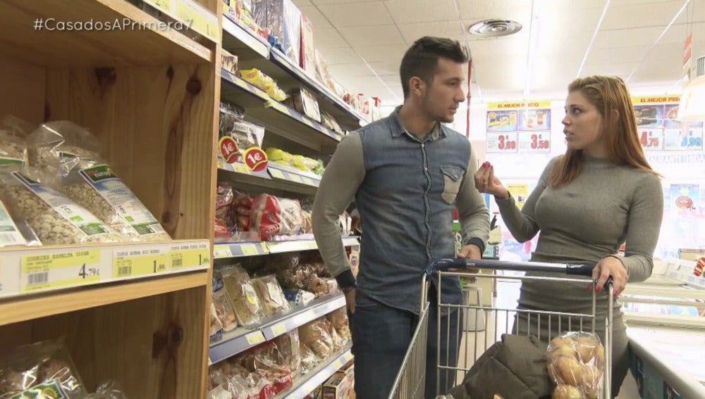 """Juan Diego, el colmo de la tacañería: """"El carro de la compra gira hacia donde están los productos más caros"""""""