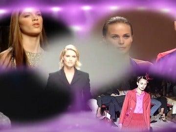 Frame 7.36504 de: Duyos celebra sus 20 años en la moda subiendo a la pasarela a las mejores top models de los 90