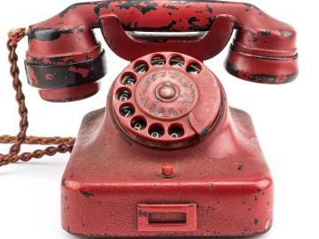 El teléfono personal de Adolf Hitler