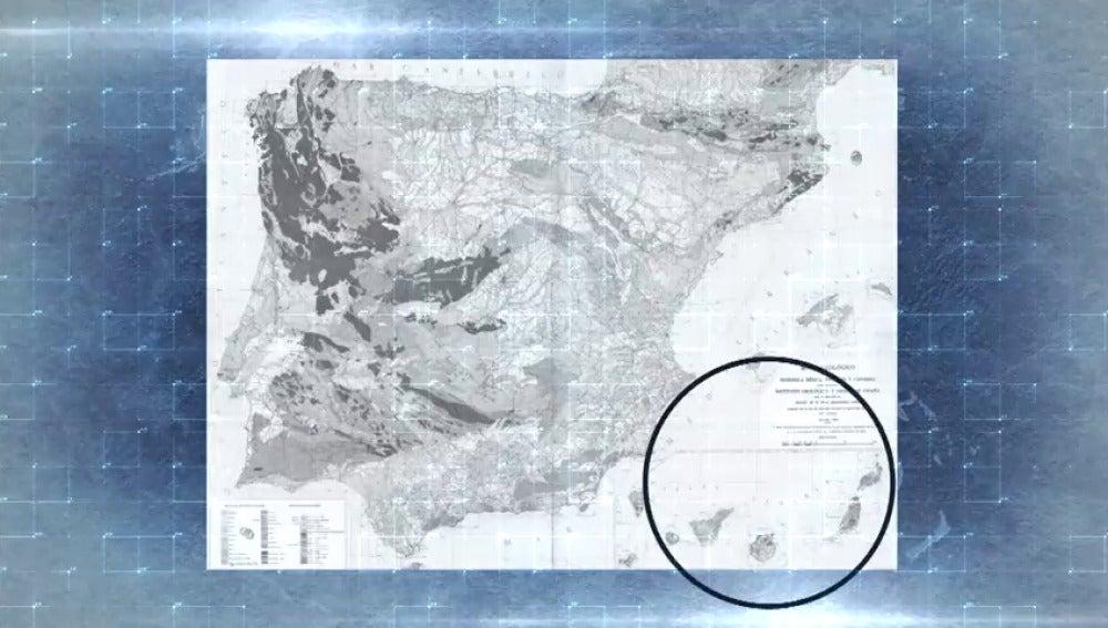Frame 13.997475 de: Exigen al Gobierno medidas para situar a Canarias correctamente en los mapas