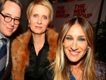 Reencuentro de las protagonistas de 'Sexo en Nueva York'