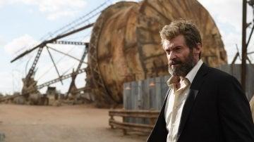 Hugh Jackman en 'Logan'