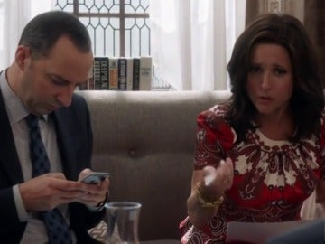 Frame 25.133398 de: Julia Louis-Dreyfuss vuelve en abril a HBO con 'Veep'