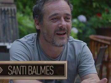 Santi Balmes - Pancho Varona, De persona a Varona