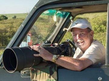 Michael Finn, el fotógrafo irlandés que cumple su sueño tras sufrir un ataque al corazón