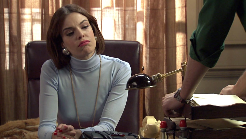 Gonzalo no encuentra la manera de animar a María